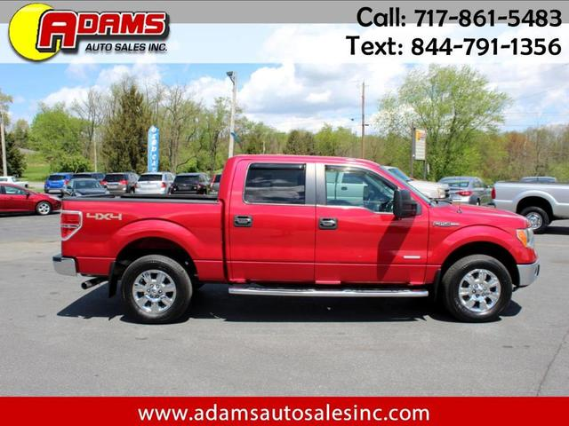 used 2012 Ford F-150 car, priced at $19,995