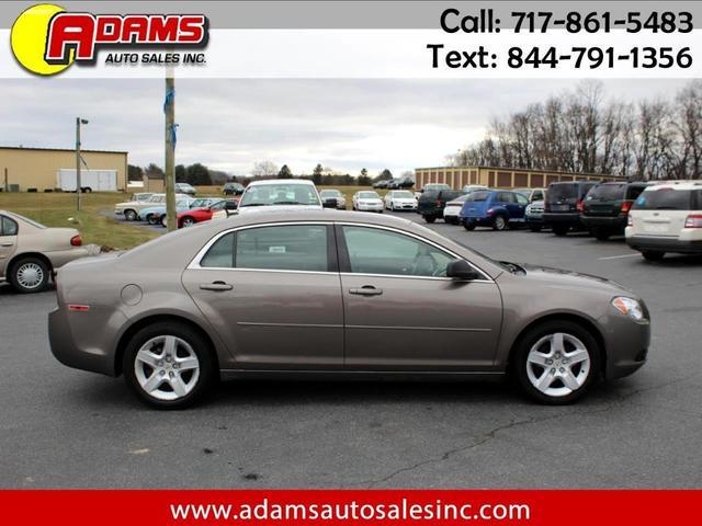 used 2011 Chevrolet Malibu car, priced at $5,950