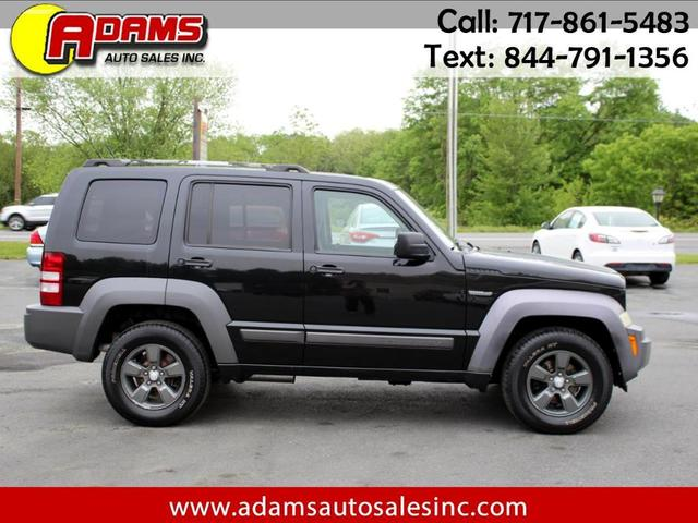 used 2010 Jeep Liberty car, priced at $9,995