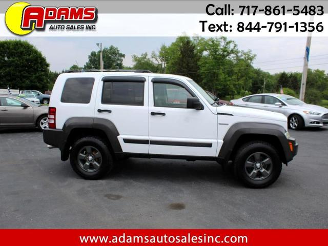 used 2011 Jeep Liberty car, priced at $12,995