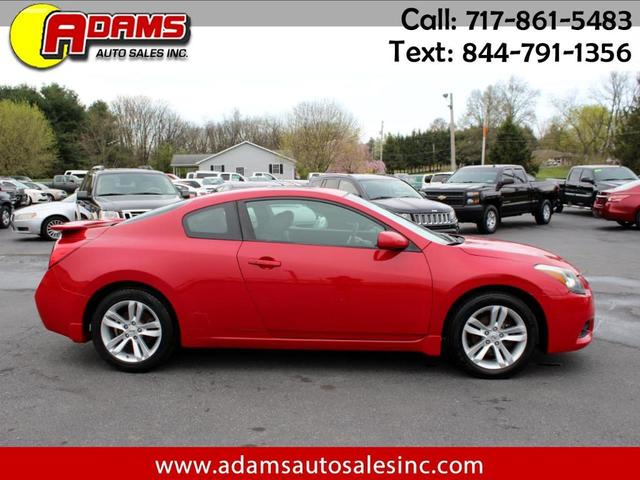 used 2010 Nissan Altima car, priced at $6,995