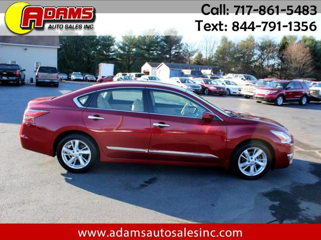 used 2015 Nissan Altima car, priced at $9,995