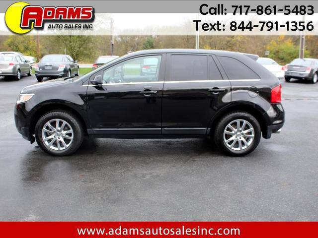 used 2013 Ford Edge car, priced at $10,995