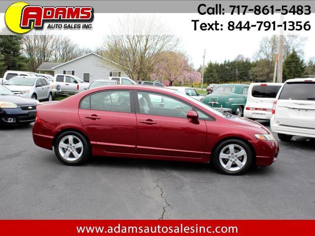 used 2010 Honda Civic car, priced at $8,995