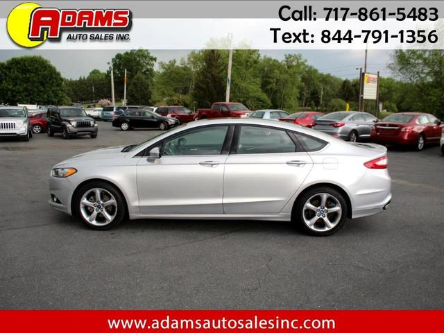 used 2013 Ford Fusion car, priced at $8,995