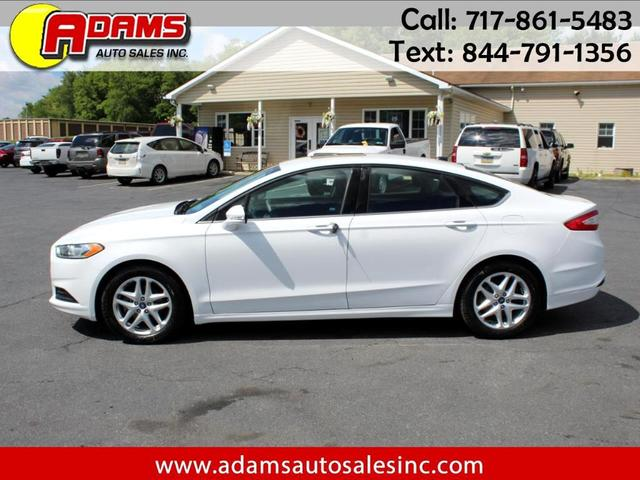 used 2013 Ford Fusion car, priced at $12,995