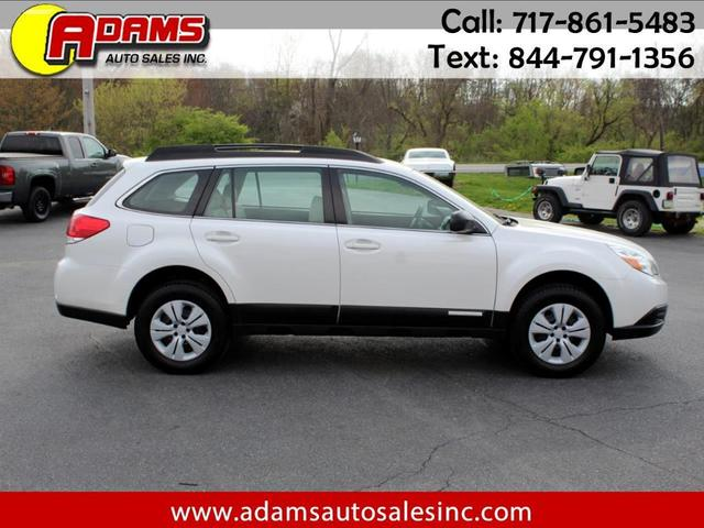 used 2012 Subaru Outback car, priced at $11,995