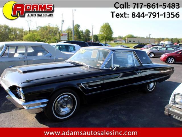 used 1965 Ford Thunderbird car, priced at $13,500