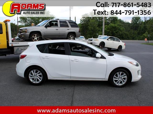 used 2012 Mazda Mazda3 car, priced at $6,950