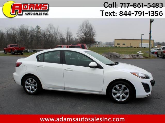 used 2011 Mazda Mazda3 car, priced at $7,995