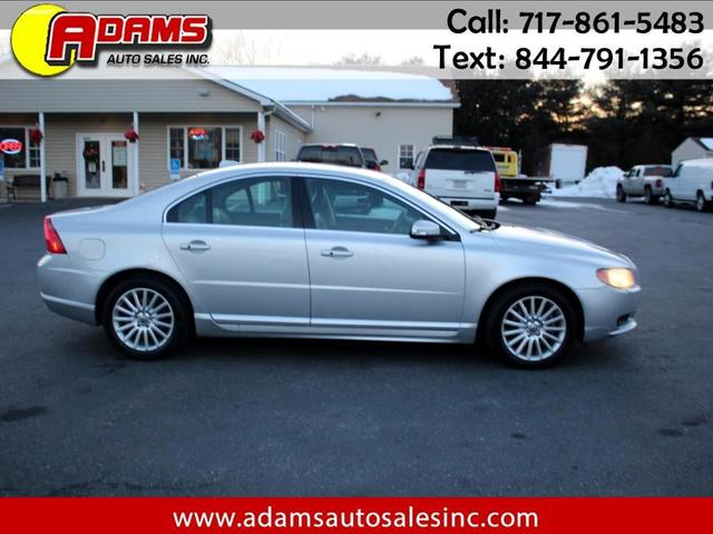 used 2008 Volvo S80 car, priced at $5,950
