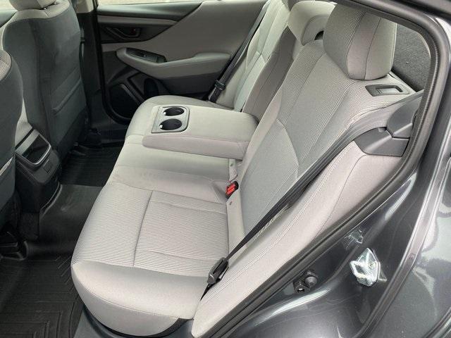 used 2021 Subaru Legacy car, priced at $24,378