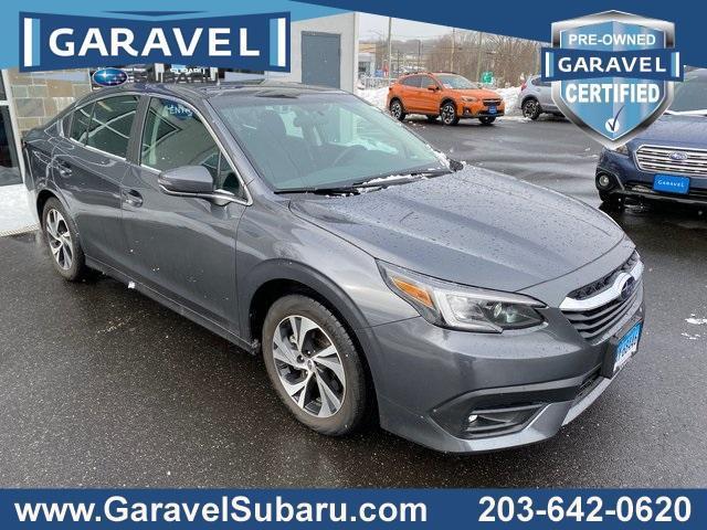 used 2020 Subaru Legacy car, priced at $27,190
