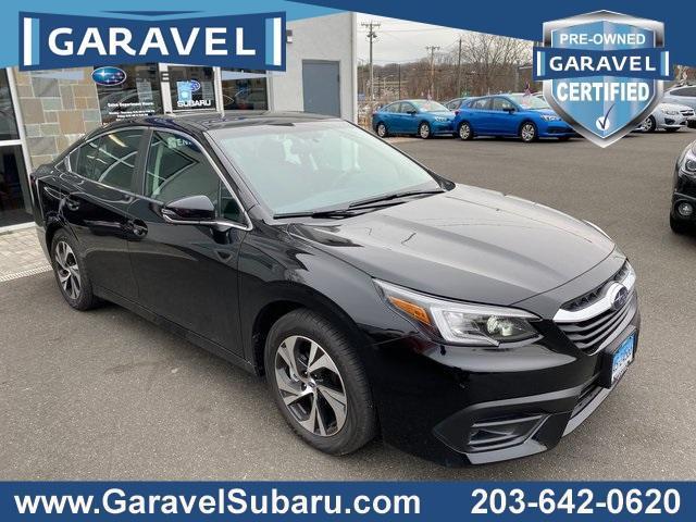 used 2021 Subaru Legacy car, priced at $26,344