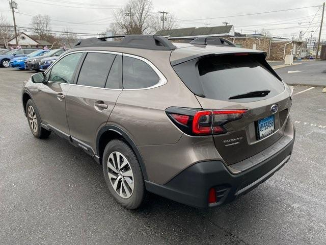 used 2021 Subaru Outback car, priced at $31,862