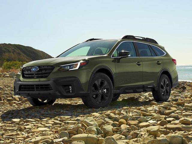 new 2021 Subaru Outback car, priced at $33,457