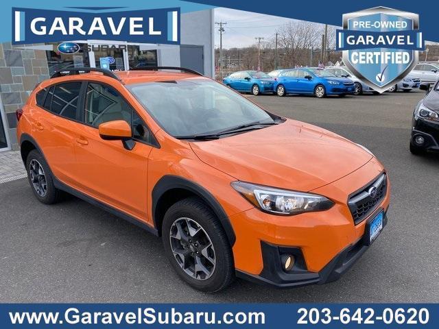 used 2020 Subaru Crosstrek car, priced at $25,935