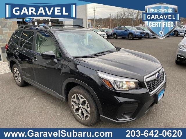 used 2020 Subaru Forester car, priced at $29,863
