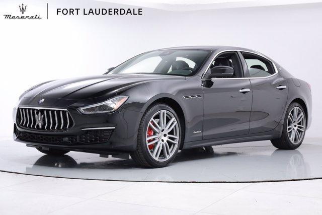 new 2021 Maserati Ghibli car, priced at $91,954