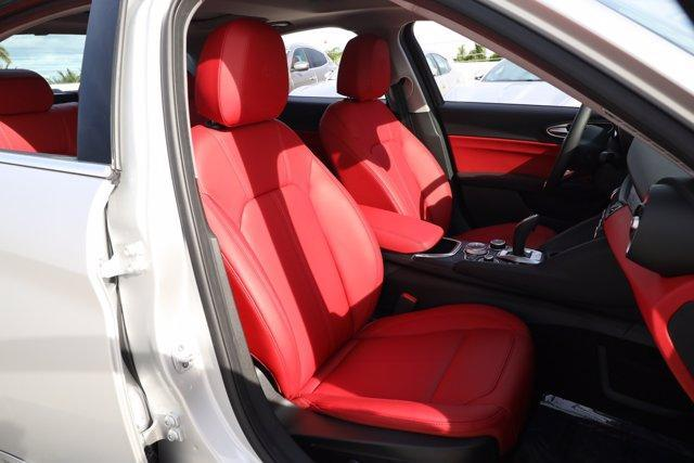 new 2021 Alfa Romeo Giulia car, priced at $41,535