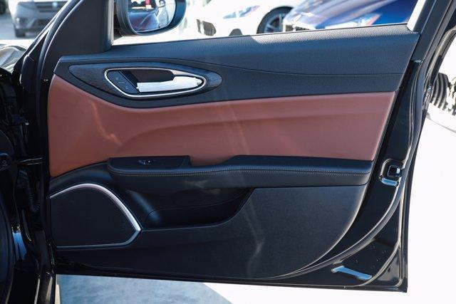new 2021 Alfa Romeo Giulia car, priced at $40,935