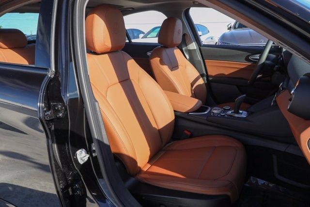 new 2021 Alfa Romeo Giulia car, priced at $41,885