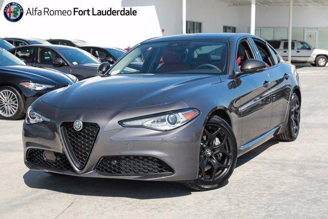 new 2021 Alfa Romeo Giulia car, priced at $42,845