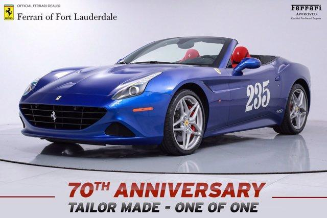 used 2018 Ferrari California car, priced at $349,900