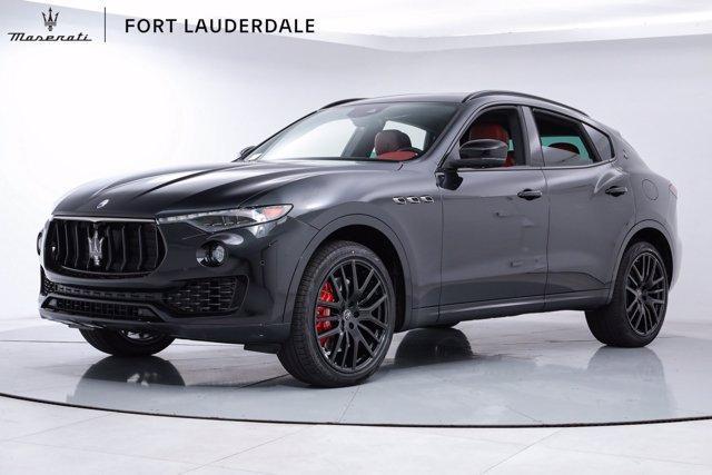 new 2021 Maserati Levante car, priced at $105,949