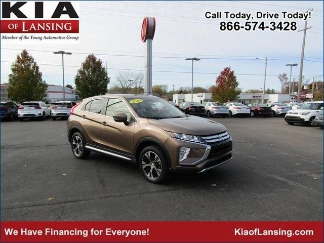 used 2019 Mitsubishi Eclipse Cross car, priced at $18,866