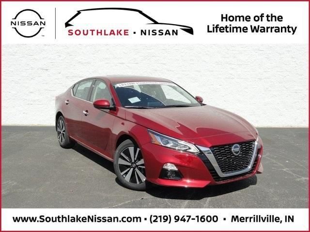 new 2021 Nissan Altima car, priced at $31,538
