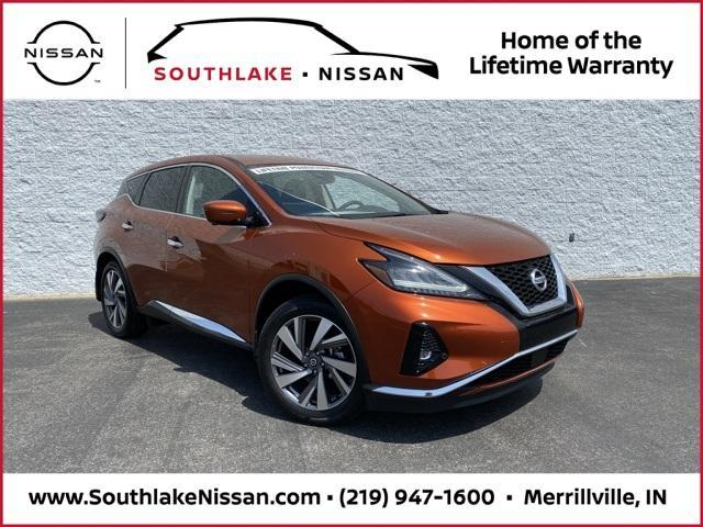 new 2021 Nissan Murano car, priced at $42,529