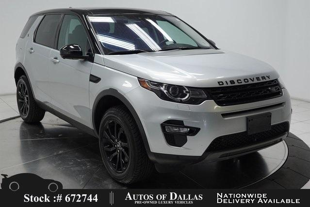 used 2017 Land Rover Discovery Sport car, priced at $29,880