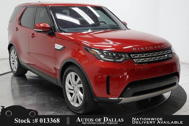 used 2017 Land Rover Discovery car, priced at $40,990