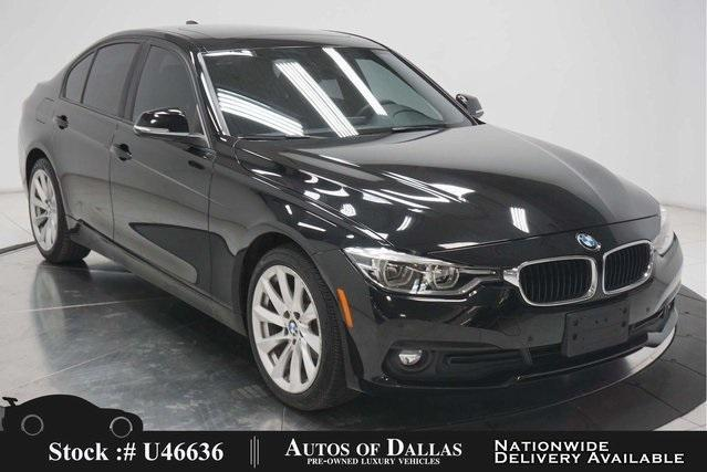 used 2018 BMW 320 car, priced at $23,880