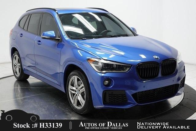 used 2017 BMW X1 car, priced at $23,880