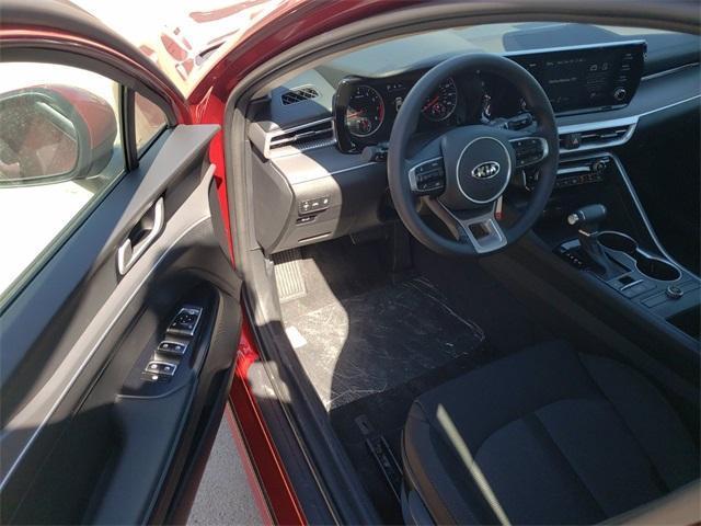 new 2021 Kia K5 car, priced at $23,999
