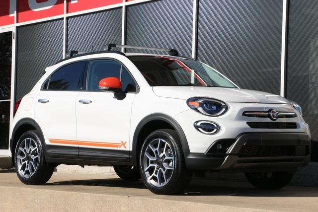 new 2019 FIAT 500X car, priced at $27,860