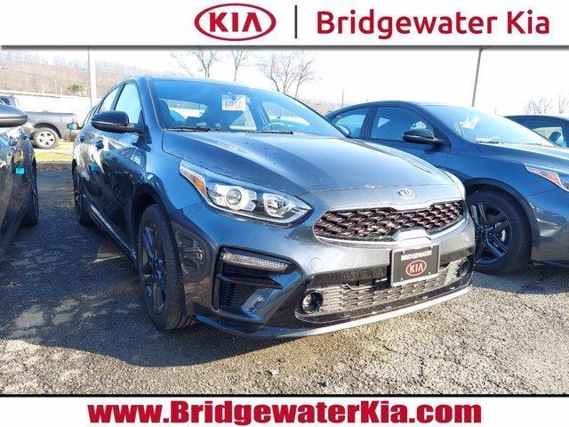 new 2021 Kia Forte car, priced at $23,310