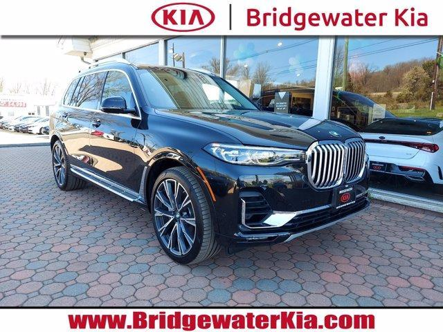 used 2019 BMW X7 car, priced at $83,800