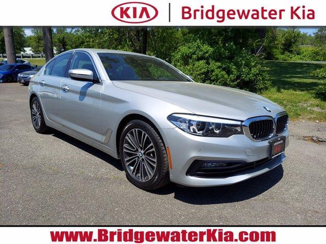 used 2018 BMW 540 car, priced at $39,800