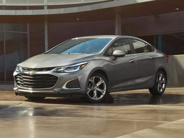 used 2019 Chevrolet Cruze car, priced at $17,400