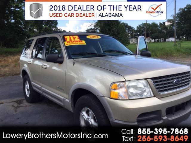 used 2002 Ford Explorer car, priced at $4,900