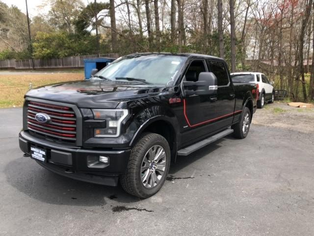 used 2017 Ford F-150 car, priced at $39,900