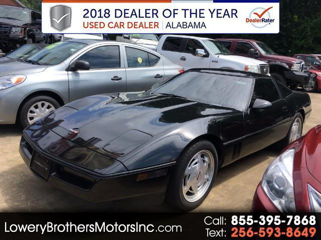 used 1988 Chevrolet Corvette car, priced at $10,900