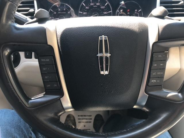 used 2010 Lincoln MKS car, priced at $10,900