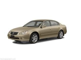used 2002 Nissan Altima car, priced at $2,900
