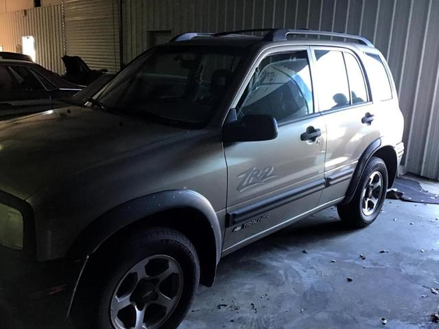 used 2002 Chevrolet Tracker car, priced at $8,900