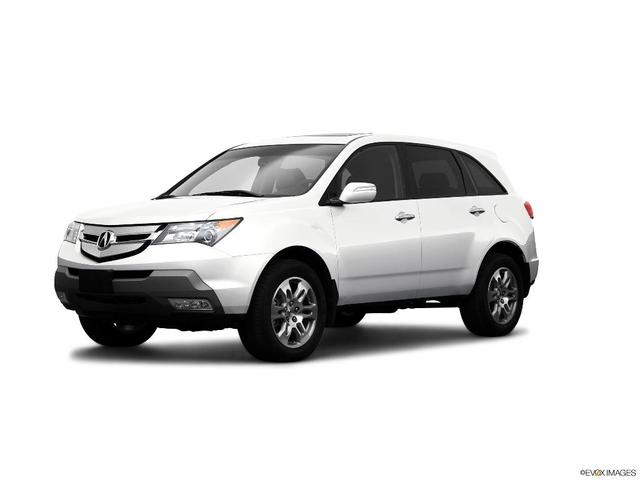used 2009 Acura MDX car, priced at $10,900