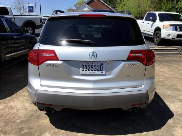 used 2007 Acura MDX car, priced at $11,900